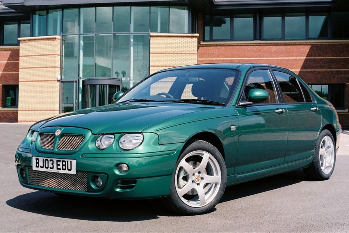 Rover 75 1999 - Car Review | Honest John