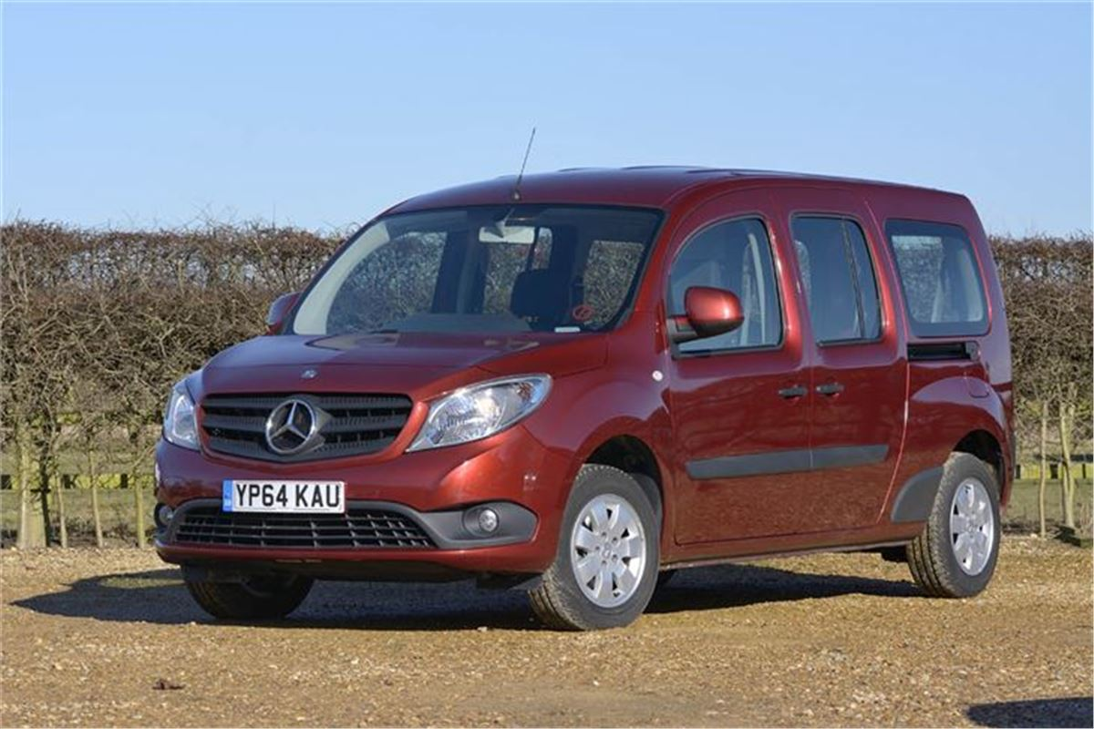 vito and citan now available to motability users honest john. Black Bedroom Furniture Sets. Home Design Ideas