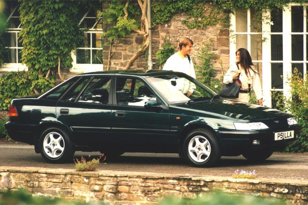 Volkswagen Lease Deals >> Daewoo Espero 1995 - Car Review | Honest John