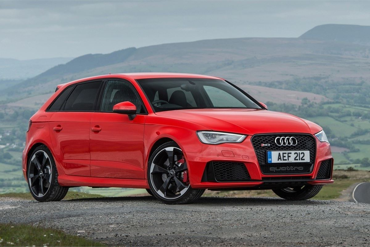 Cheap Used Cars For Sale >> Audi RS3 2015 - Car Review | Honest John