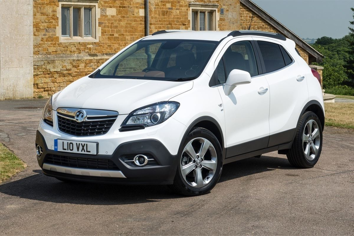 Used Car For Lease >> Vauxhall Mokka 2012 - Car Review | Honest John