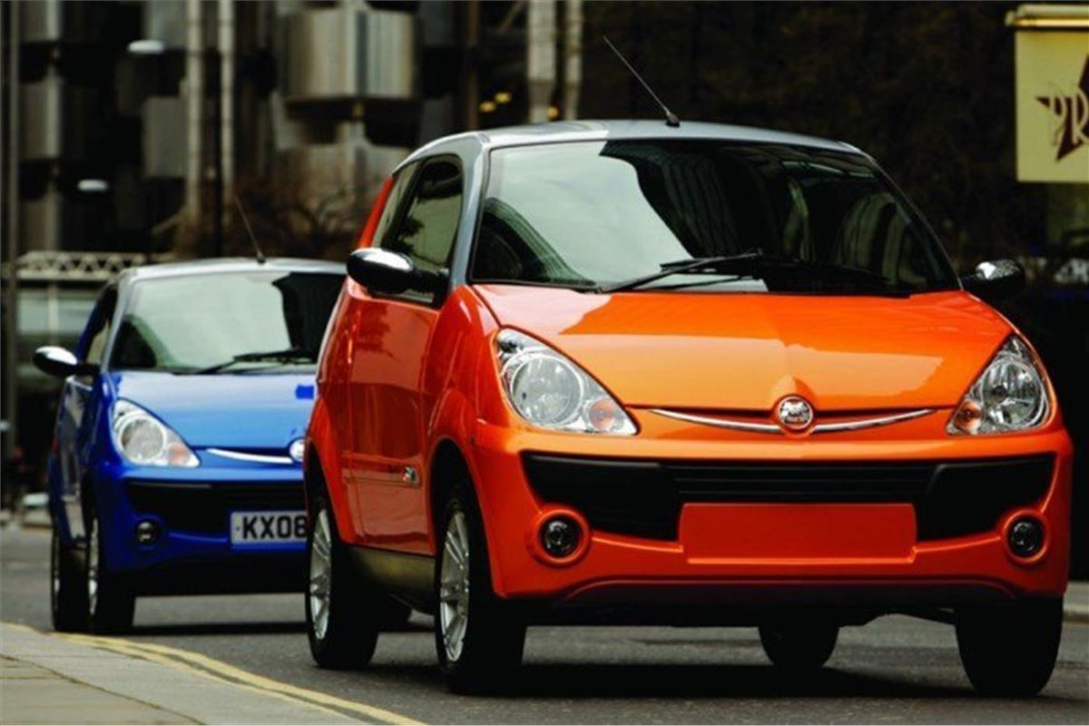 Aixam city 2009 car review honest john - Aixam coupe s for sale uk ...