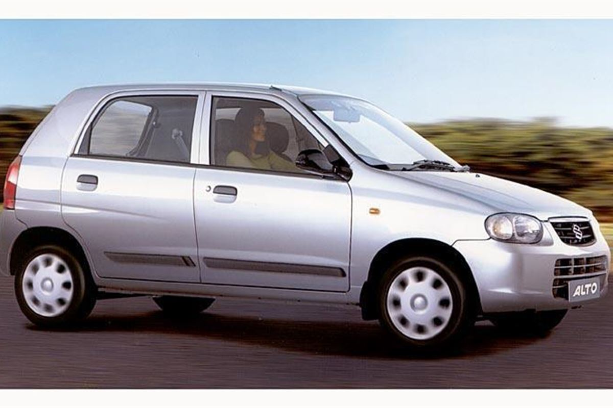 Suzuki Alto 2003 Car Review Honest John