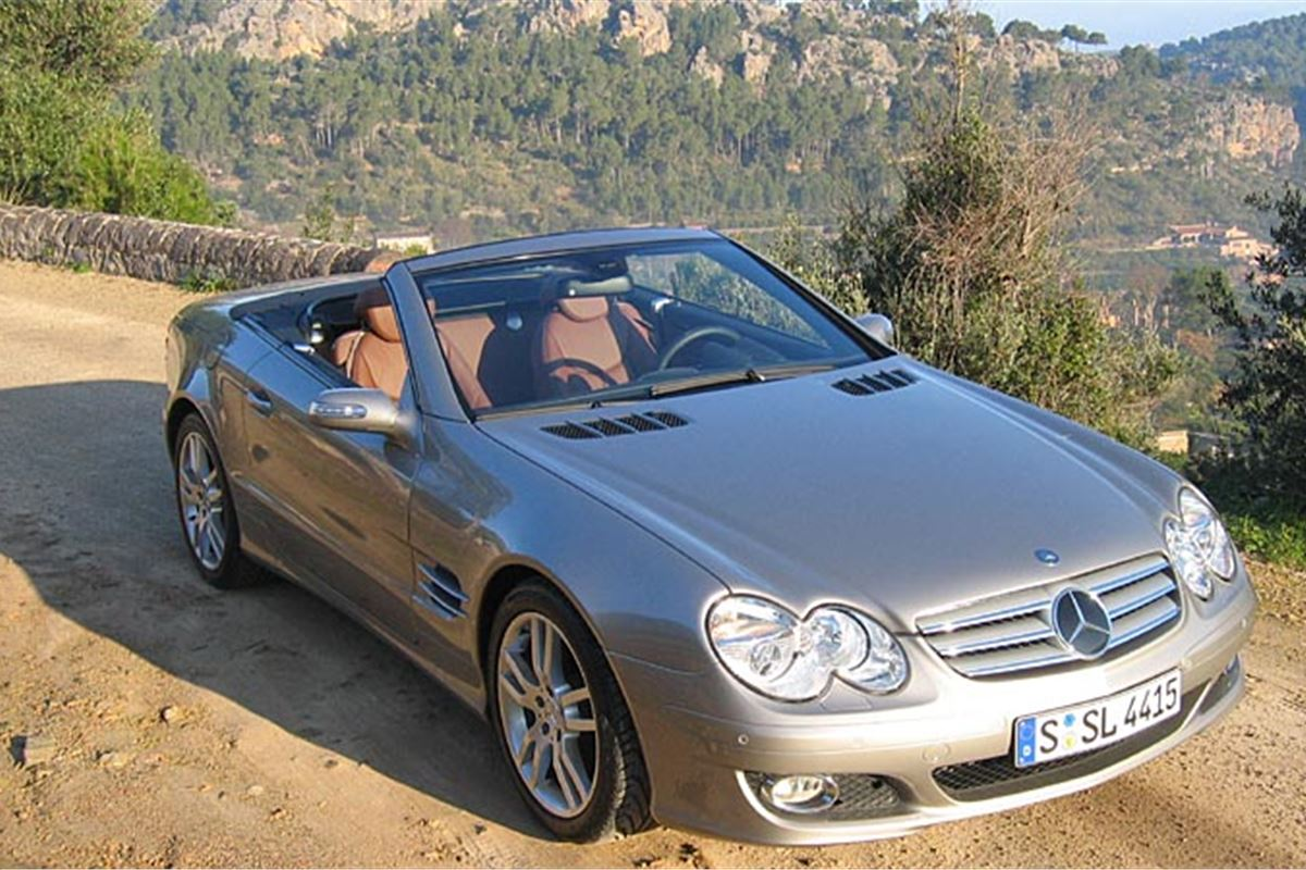 Cheap Used Cars For Sale >> Mercedes Benz SL 2006 Road Test | Road Tests | Honest John