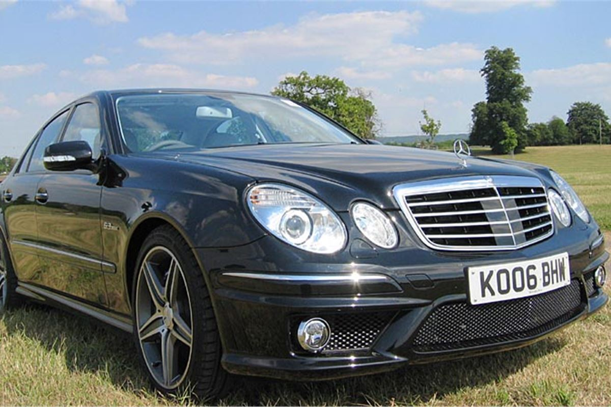 Mercedes Lease Offers >> Mercedes Benz E Class W211 2006 Facelift Road Test   Road Tests   Honest John