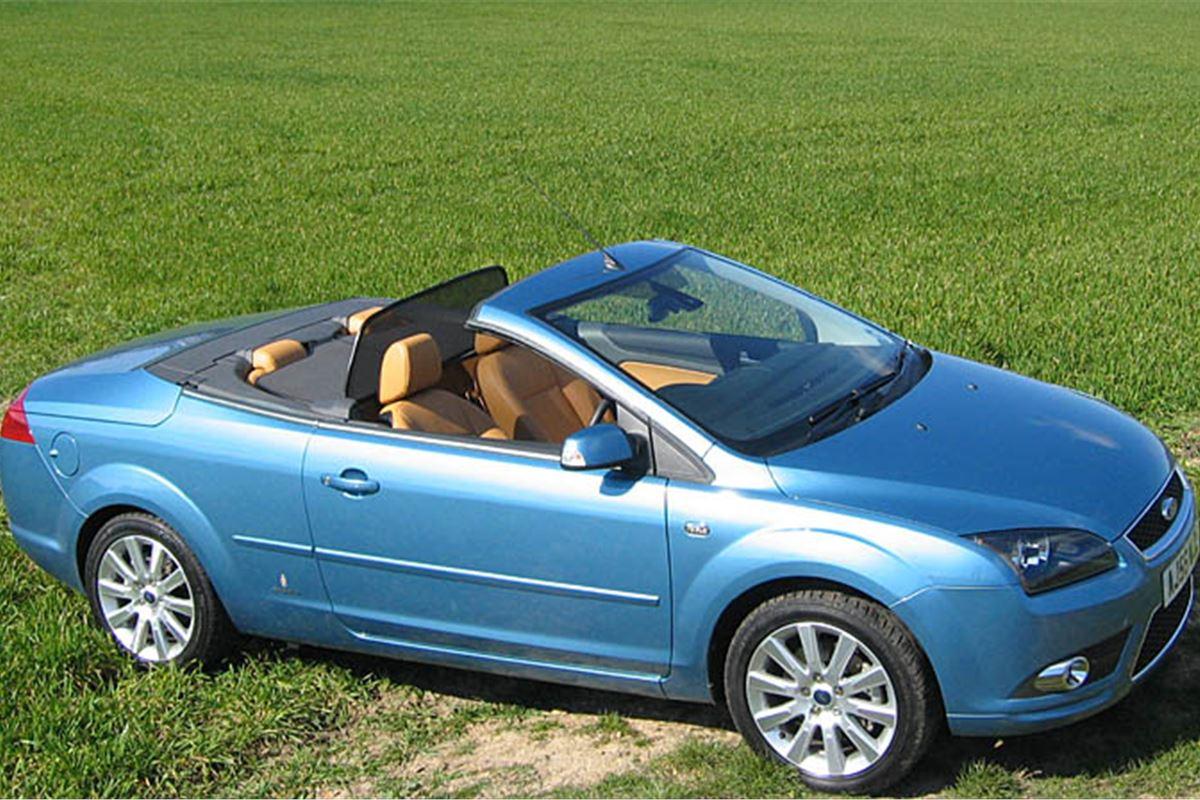 ford focus cc 2007 road test road tests honest john. Black Bedroom Furniture Sets. Home Design Ideas