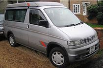 mazda bongo 1994 car review honest john. Black Bedroom Furniture Sets. Home Design Ideas