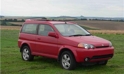 Honda Hr V 1999 Owners Reviews Honest John