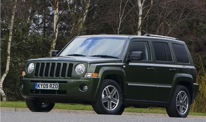 jeep patriot 2007 owners 39 reviews honest john. Black Bedroom Furniture Sets. Home Design Ideas