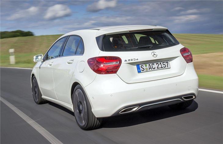 2014 Ford Focus Mpg >> Mercedes-Benz A220 d 2015 Road Test   Road Tests   Honest John