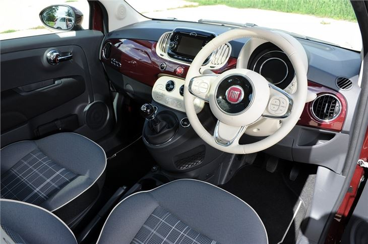 Fiat 500 2007 Car Review Honest John