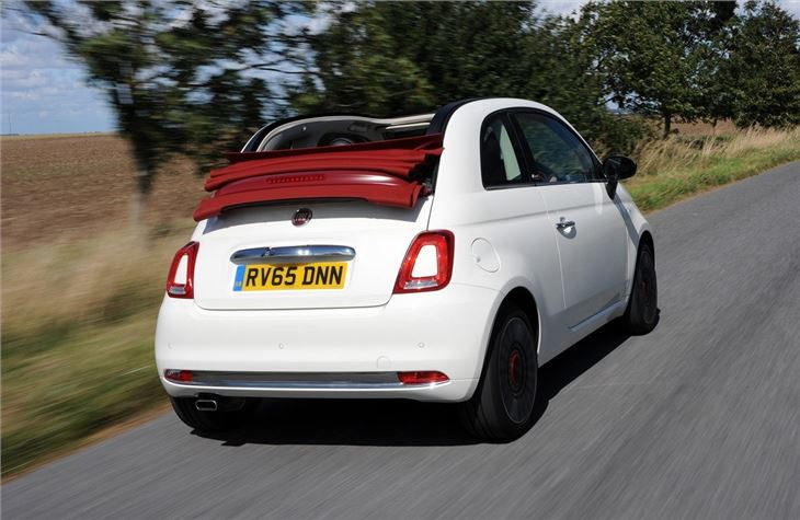 Fiat 500c 2009 Car Review Honest John