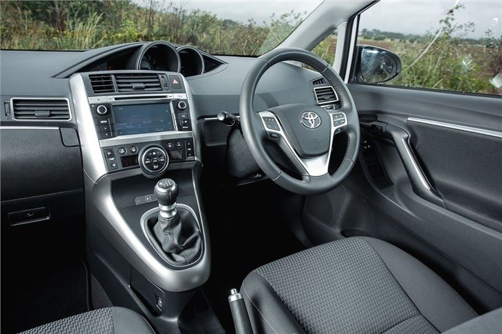 Off Road Diesel >> Toyota Verso 2013 - Car Review | Honest John