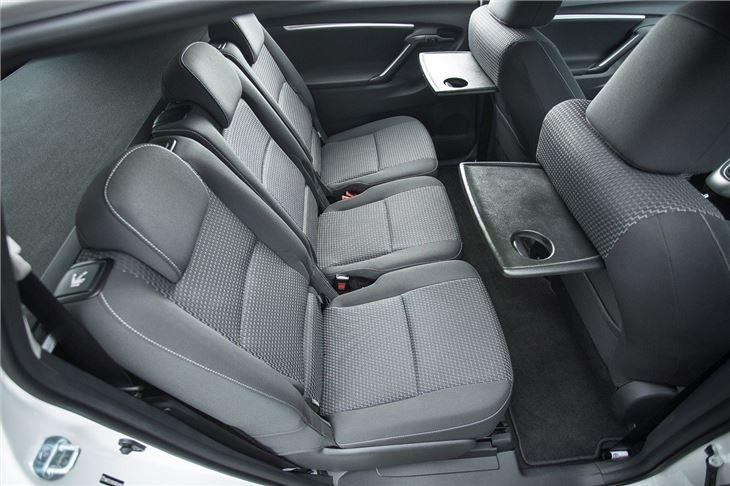 Honda Fit Mpg >> Toyota Verso 2013 - Car Review | Honest John