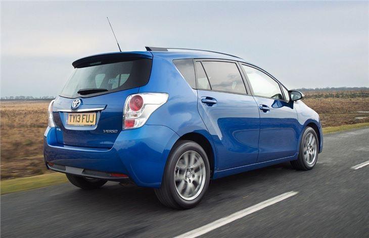 2013 Honda Civic For Sale >> Toyota Verso 2013 - Car Review | Honest John