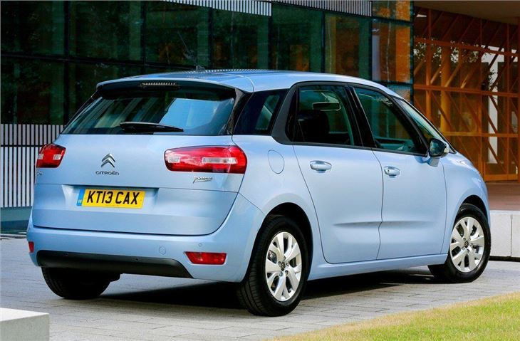 Citroen C4 Picasso 2013 Car Review Honest John
