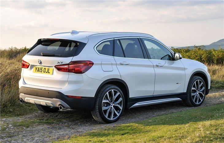 Bmw X1 F48 2015 Car Review Honest John