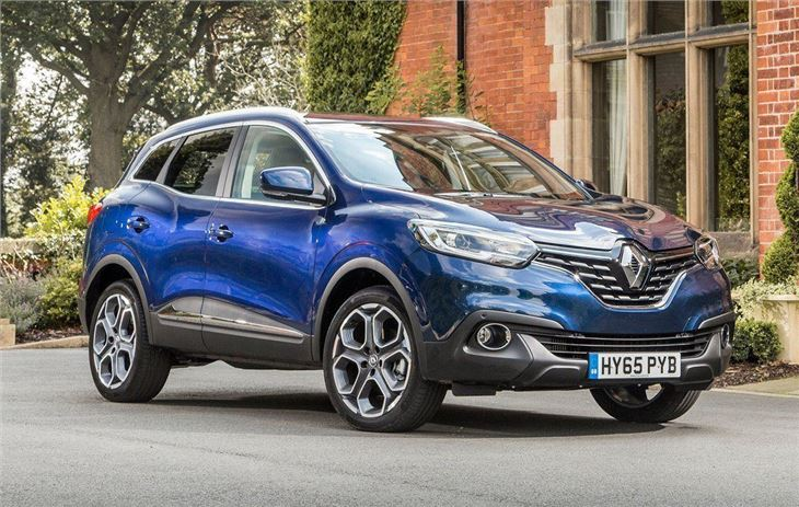 Renault Kadjar 2015 Car Review Honest John