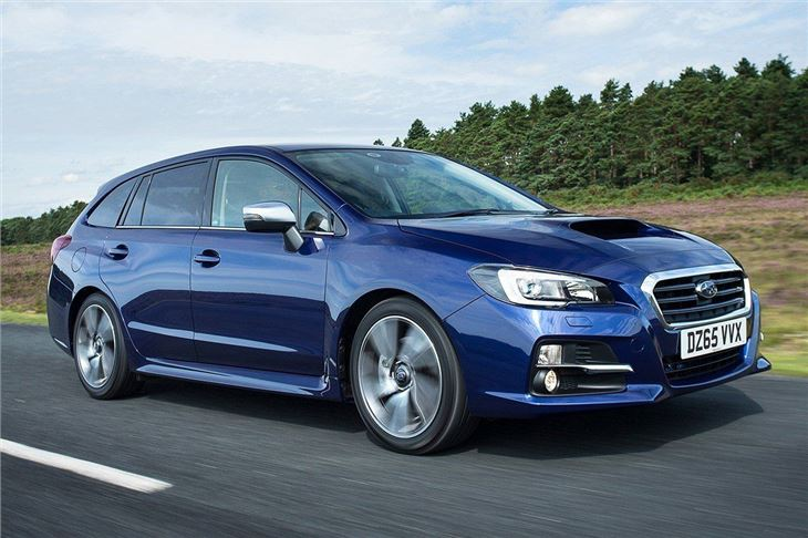 Sti For Sale >> Subaru Levorg 2015 - Car Review | Honest John