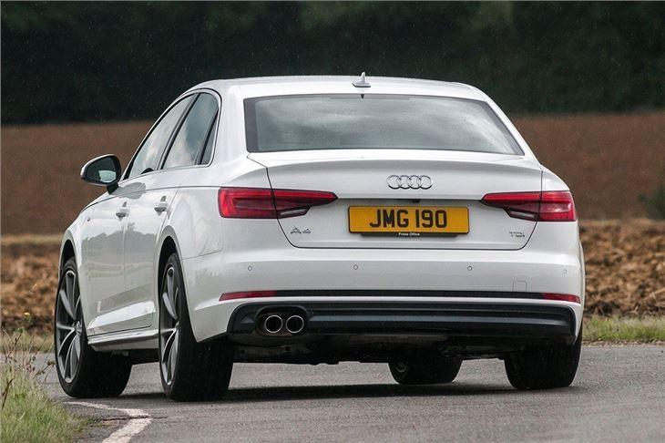 Audi A4 B9 2015 Car Review Honest John
