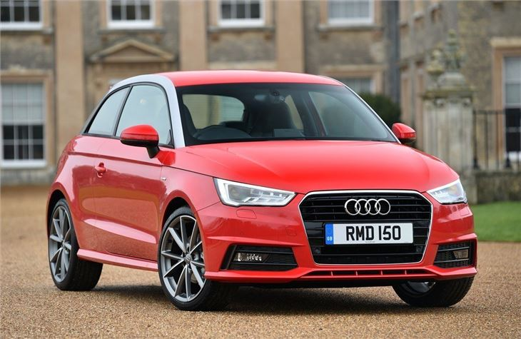 Audi a1 2010 car review honest john for A1 honda civic