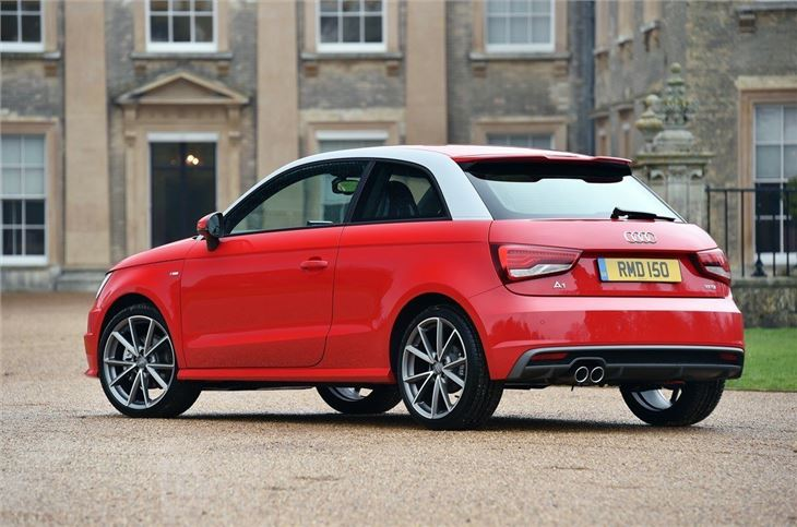 Audi Q3 Finance >> Audi A1 2010 - Car Review | Honest John