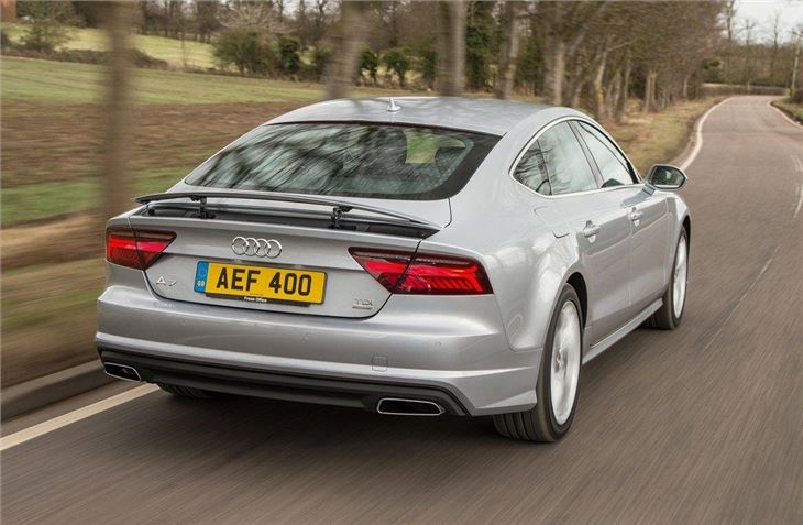 Audi A7 Sportback 2011 Car Review Honest John