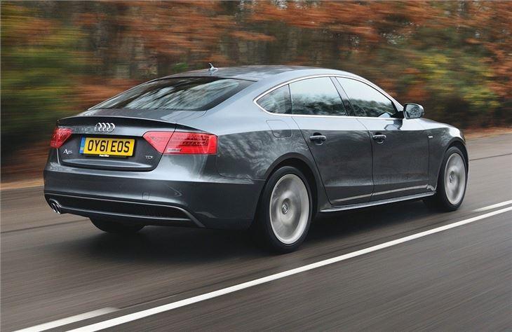 Audi A5 Sportback 2009 - Car Review   Honest John