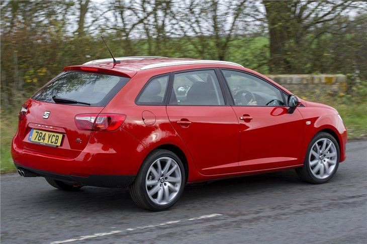 Seat Ibiza St 2010 Car Review Honest John