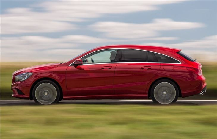 Mercedes Benz Cla Shooting Brake 2015 Car Review