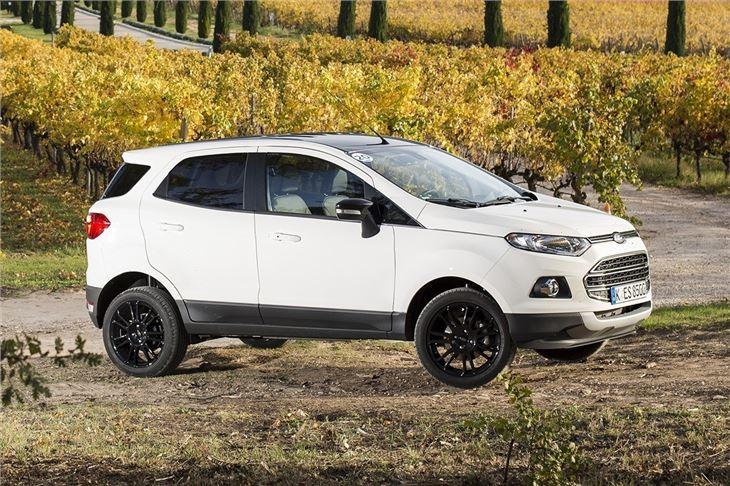 Ford Ecosport Titanium S 2015 Road Test Road Tests