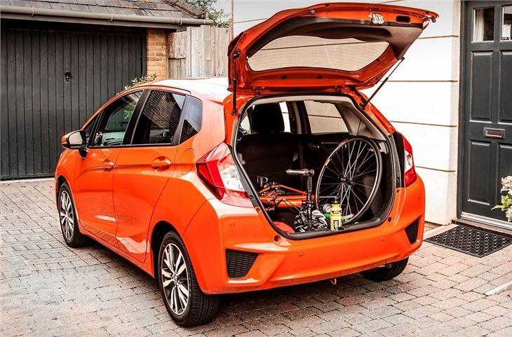 Honda Jazz 2014 Car Review Honest John