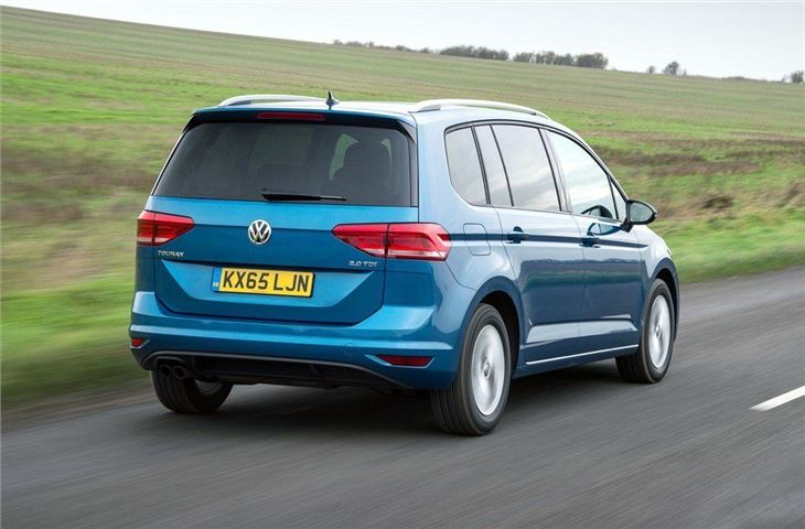 volkswagen touran  car review honest john