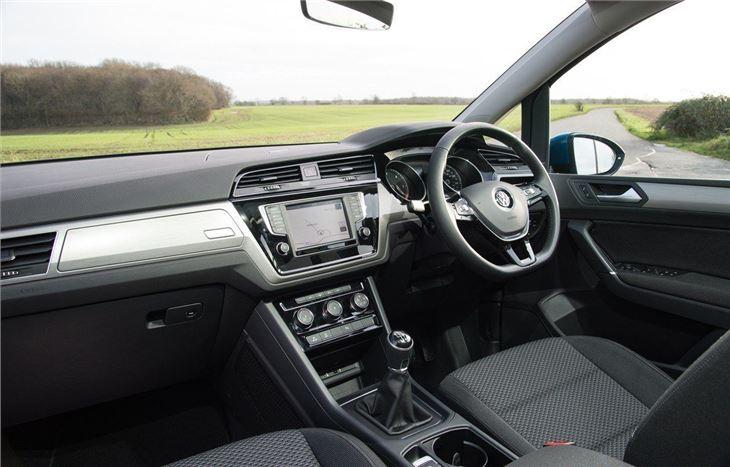 Volkswagen Touran 2015 Car Review Honest John