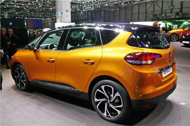 renault scenic 2016 car review honest john. Black Bedroom Furniture Sets. Home Design Ideas