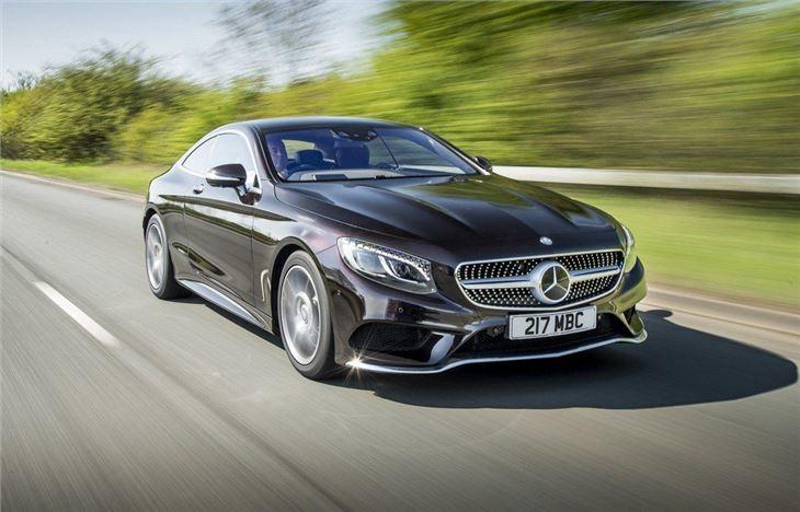Mercedes benz s class coupe 2014 car review honest john for Mercedes benz model history