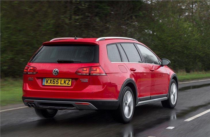 Volkswagen Golf Alltrack 2015 - Car Review | Honest John