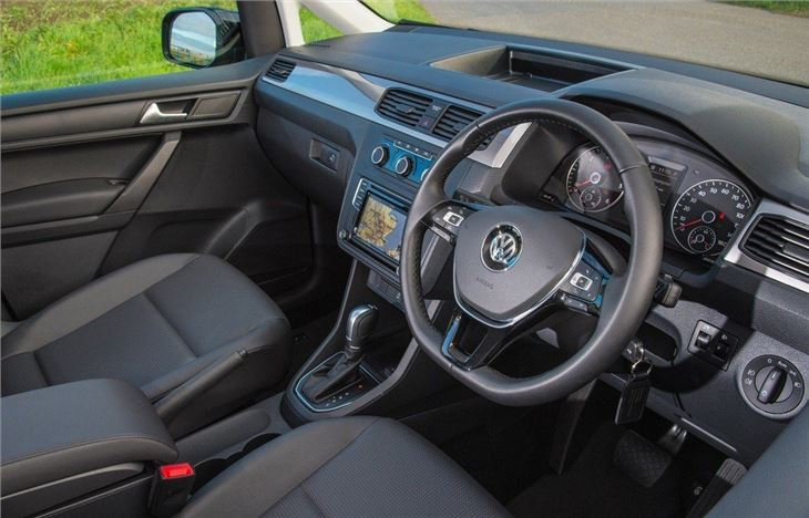 Volkswagen Caddy Life 2015 - Van Review | Honest John