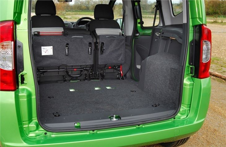 Fiat Qubo 2009 - Van Review | Honest John