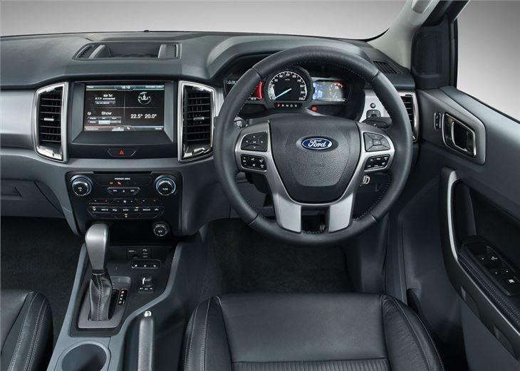 Ford Ranger 2011 Van Review Honest John