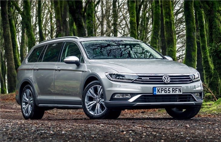 Volkswagen Passat Alltrack 2015 Car Review Honest John