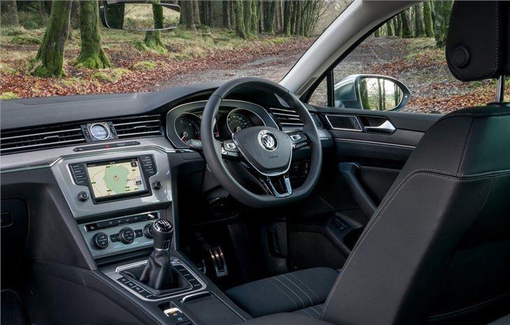 Volkswagen Passat Alltrack 2015 Car Review Honest John