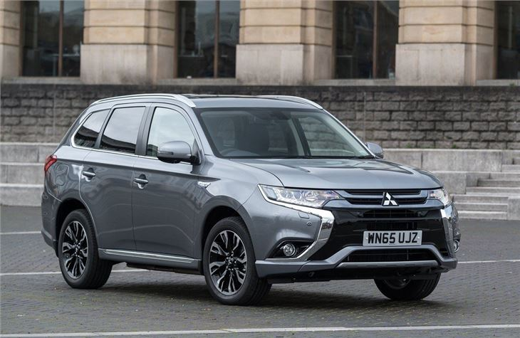 Mitsubishi Outlander Phev 2014 Car Review Honest John