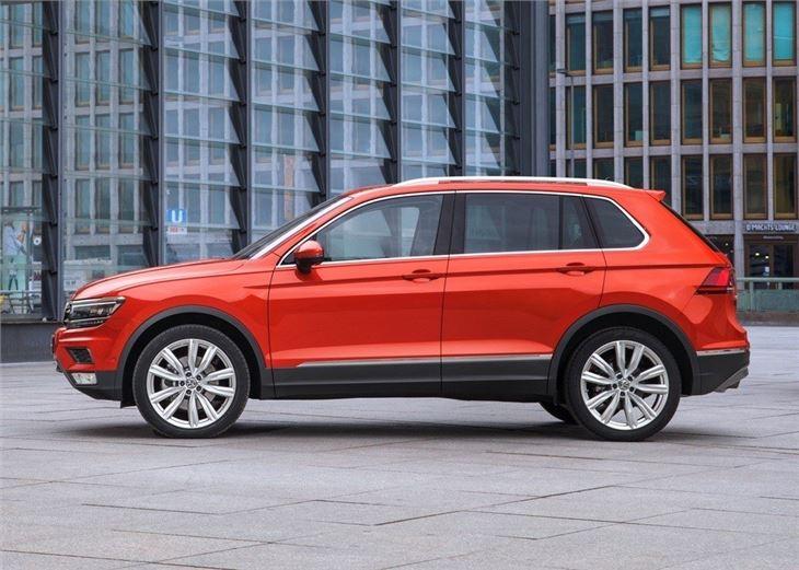 Volkswagen Tiguan 2 0 Tdi 150ps 2016 Road Test Road