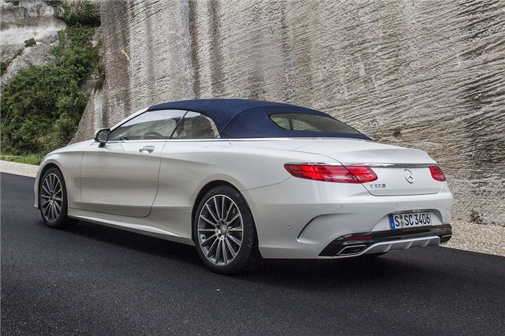 Mercedes benz s 500 cabriolet 2016 road test road tests for Mercedes benz 700 series price