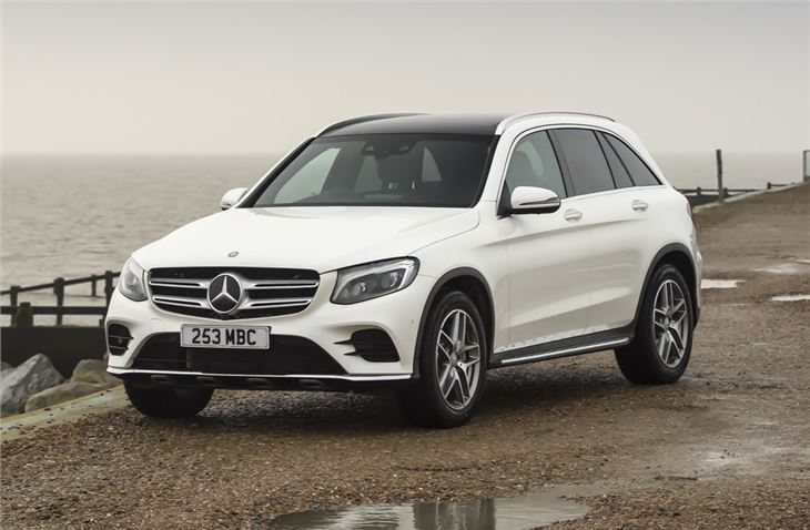 mercedes benz glc  car review honest john