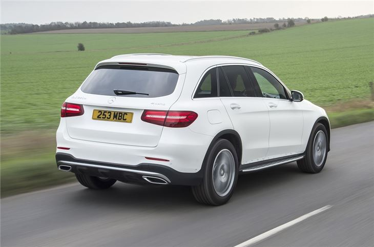 Mercedes Benz Glc 2015 Car Review Honest John