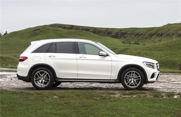 Mercedes Benz Glc Class 2015 Car Review Honest John