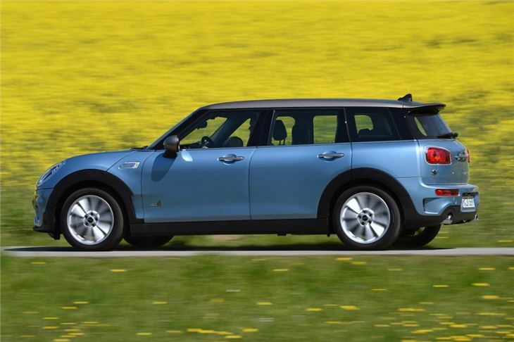 mini clubman cooper sd all4 auto 2016 road test road tests honest john. Black Bedroom Furniture Sets. Home Design Ideas
