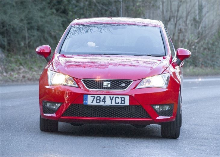 Seat Ibiza Fr 1 4 Ecotsi 2016 Road Test Road Tests
